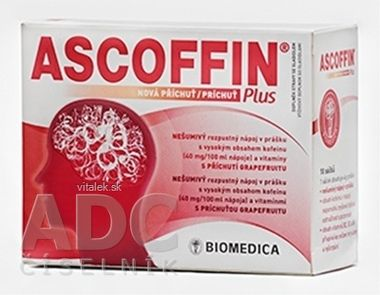 ASCOFFIN Plus vrecúška 1x10 ks